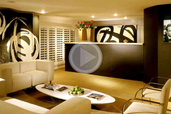 Hotel Interiors Video production