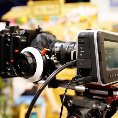 blackmagic cinema camera video production
