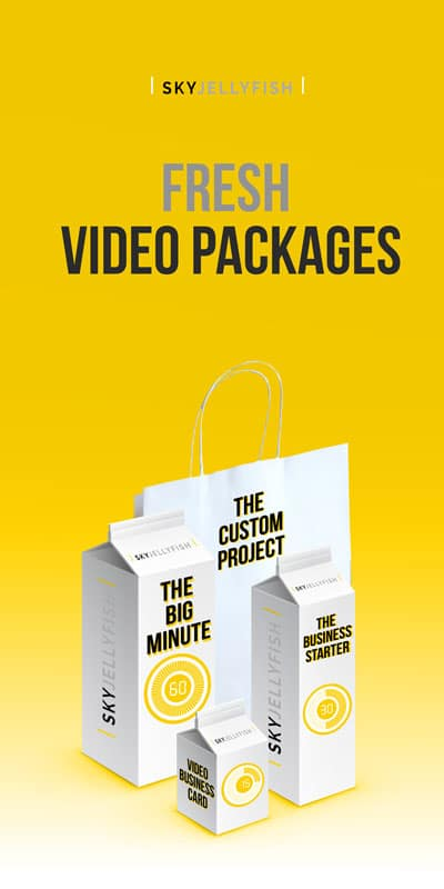 video packages Brisbane video production