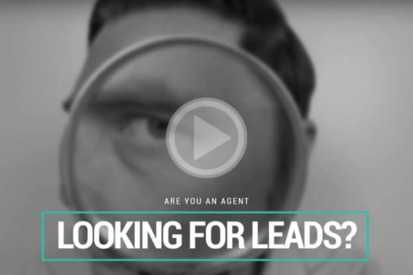 Agent looking for leads