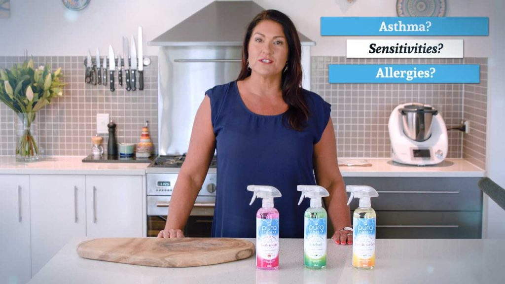Allergy Free Cleaning Products